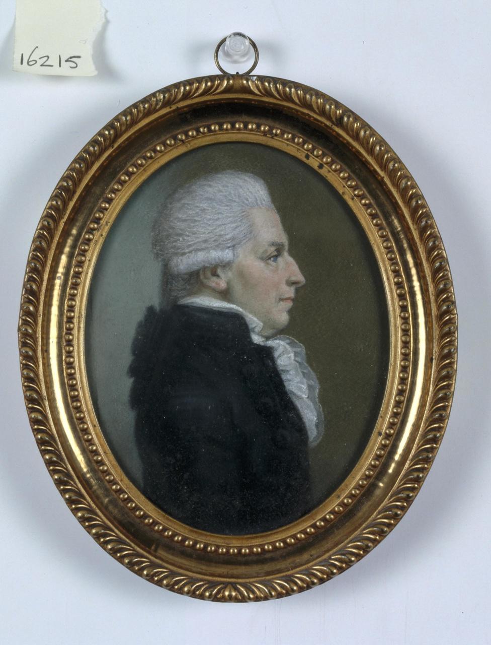 Portret van David Johan Martens (1751-1811)