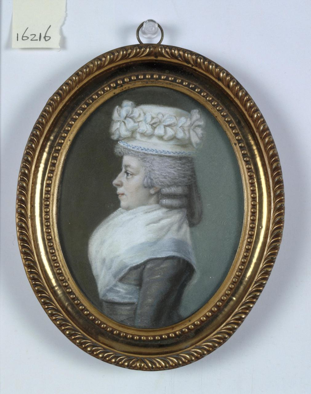 Portret van Johanna Henrietta Antonia Strick van Linschoten (1769-1837)