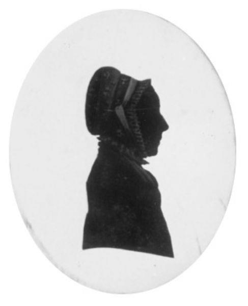 Portret van een dame, lid van de familie Martens