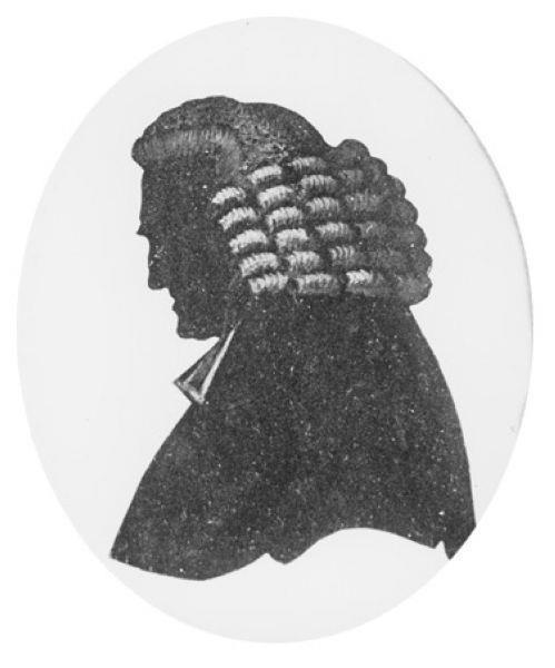 Portret van Georgius Lemke (1721-1792)