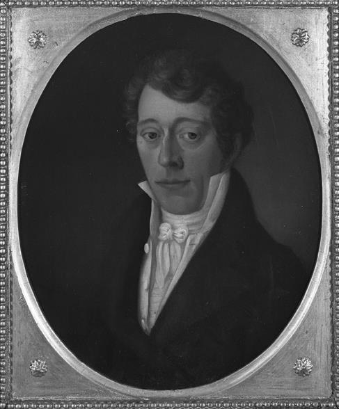 Portret van Petrus Cunaeus (1777-1839)