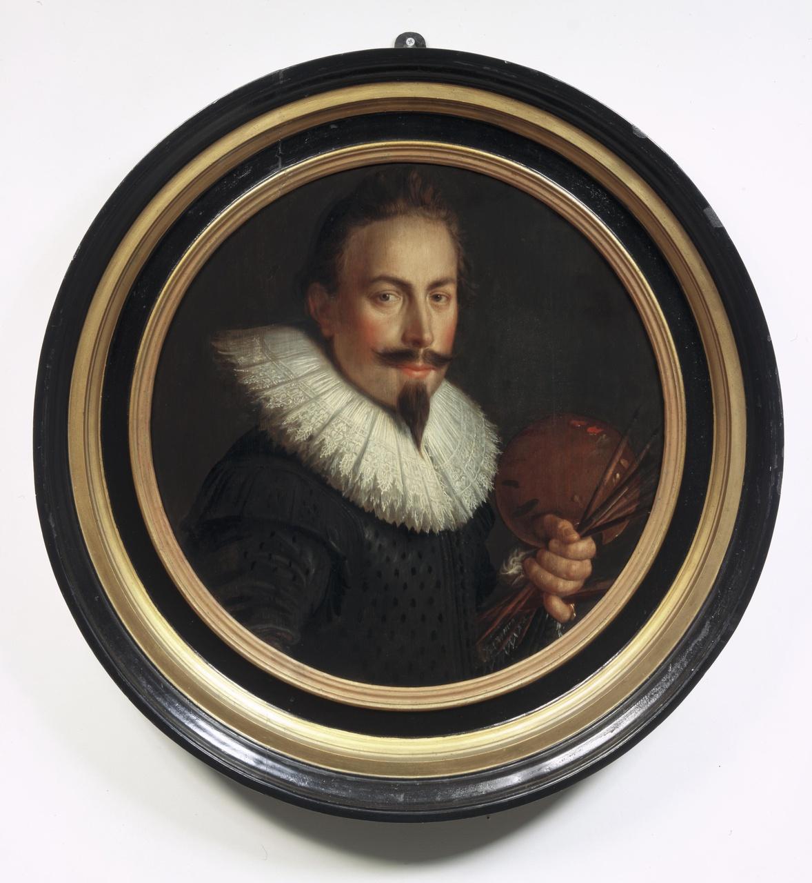 Portret van Peter Wtewael (1596-1660)