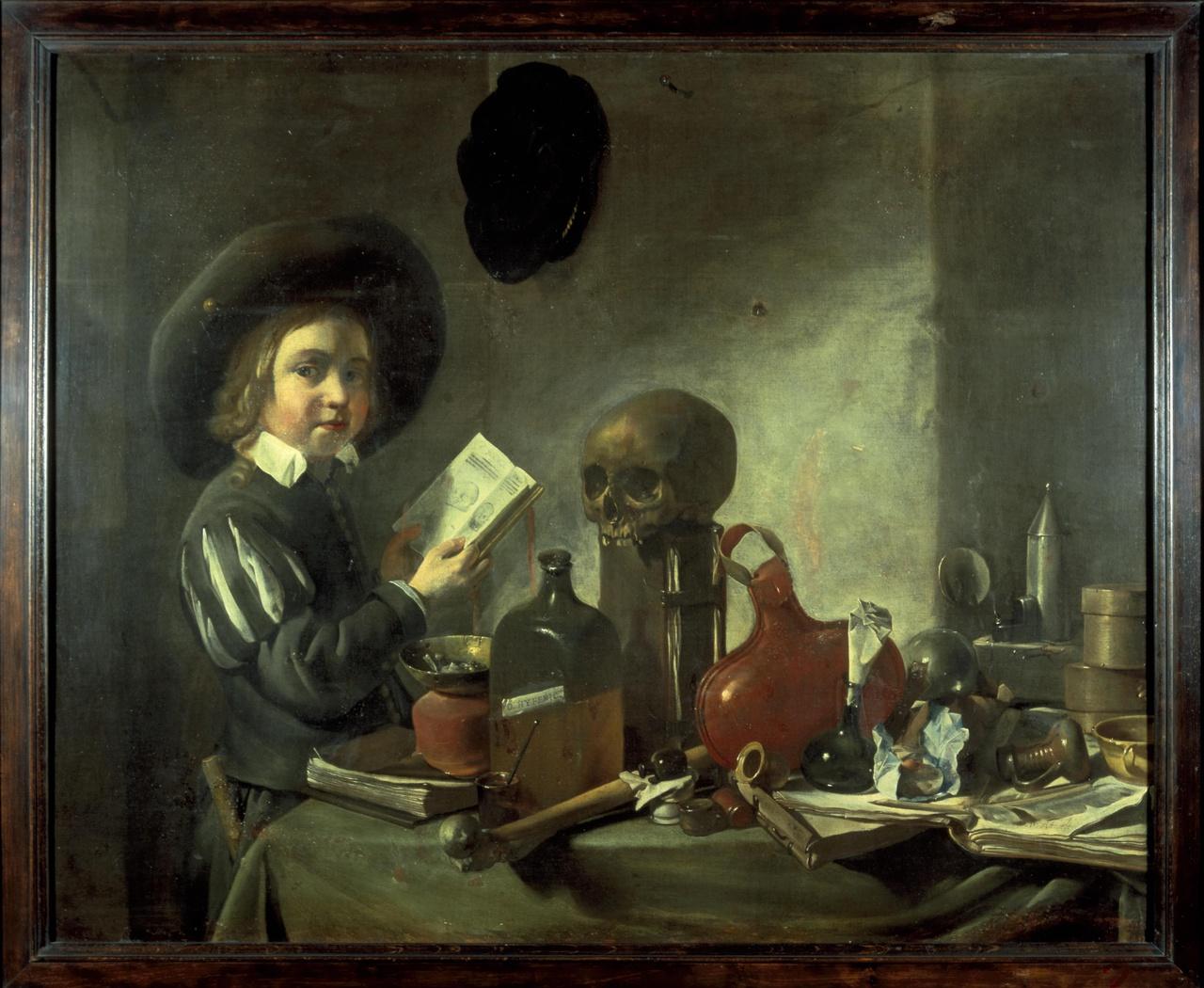 Een alchemist