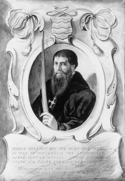 Portret van Frans Bogart (1502-1555)
