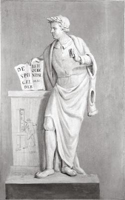 Deurstuk: Jan Laurensz. Coster (1405-1484)