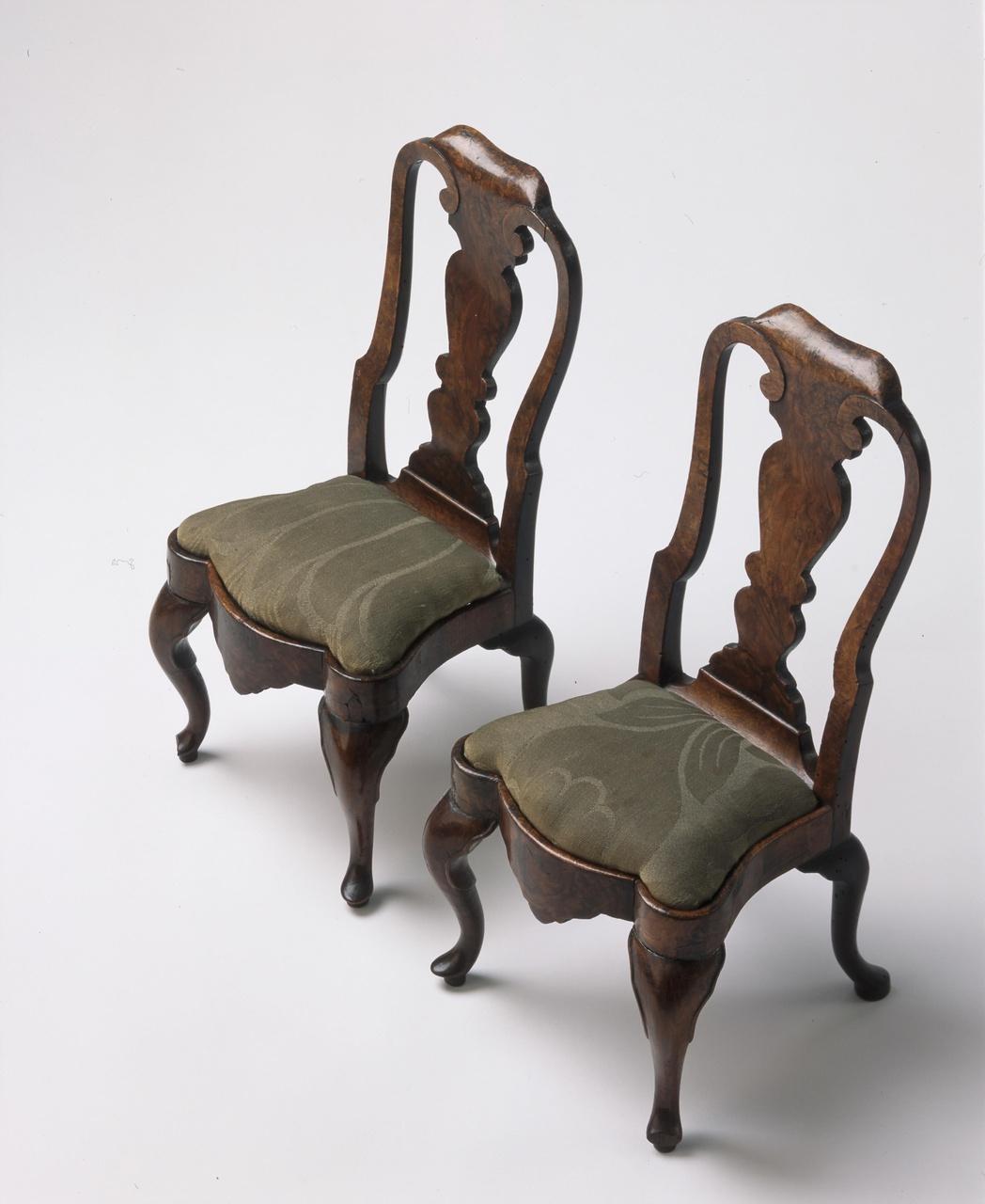 Model stoel