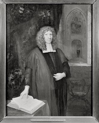 Portret van Lucas van de Poll (1630-1713)