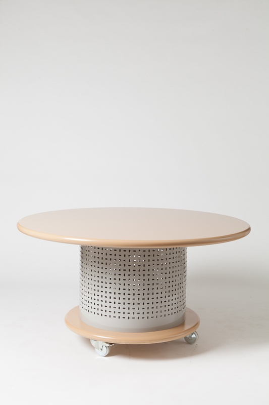 Tafel Rollo hoog model
