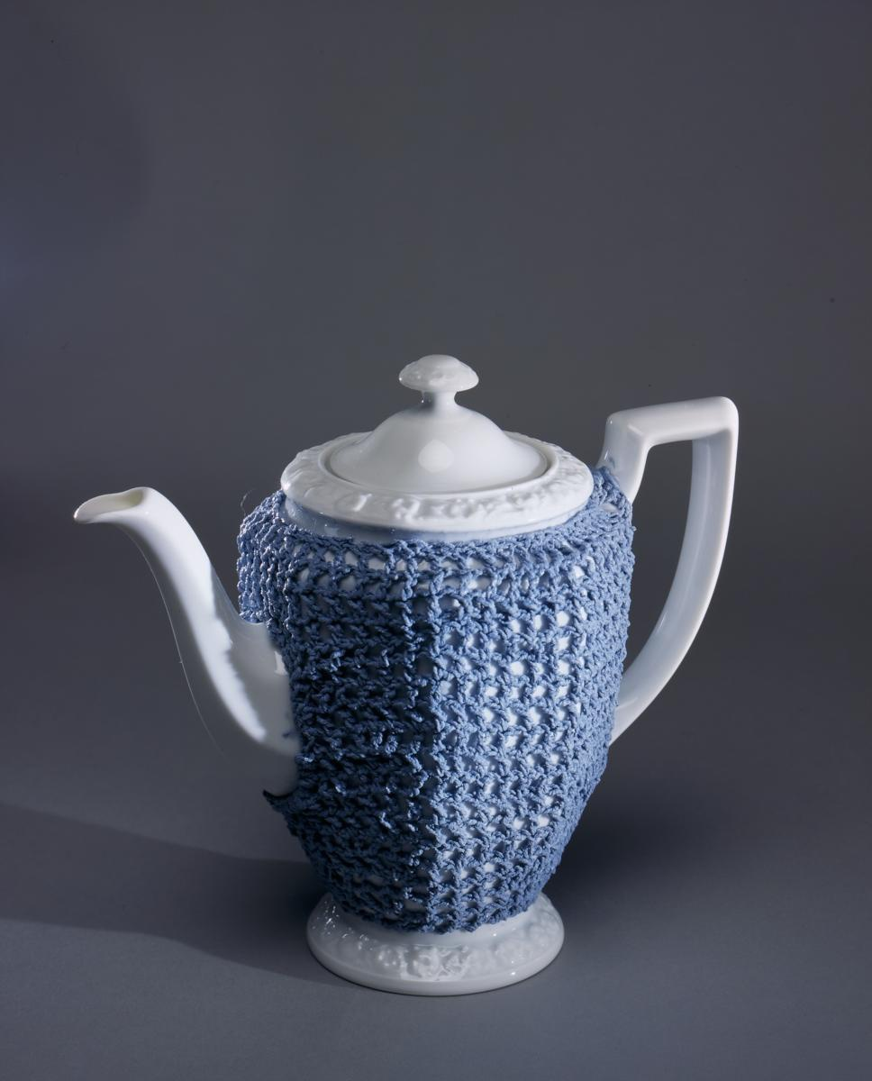 Koffiepot 'Knitted Maria' (prototype)