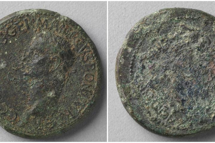 Sestertius, Romeinse keizerlijke munt, Caligula (37-41)