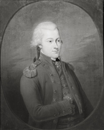 Portret van Jan Hendrik van der Muelen (1763-1794) (?)