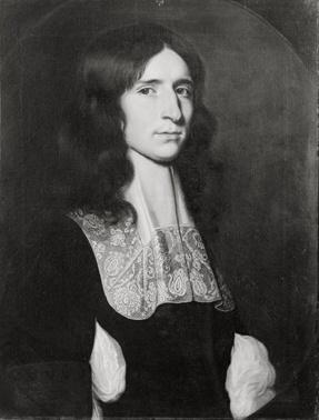 Portret van Lodewyck Wachendorff (ca. 1641-1700)