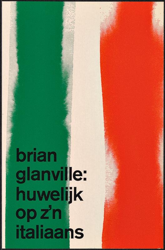 Glanville, Brian [Huwelijk op z'n italiaans / Zwarte Beertjes 1303]