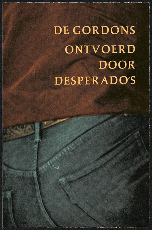 Gordons, De [Ontvoerd door desperado's / Zwarte Beertjes 1072]
