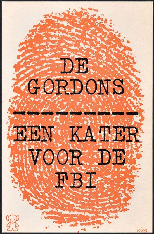 Gordons, De [Een kater voor de FBI / Zwarte Beertjes 951]
