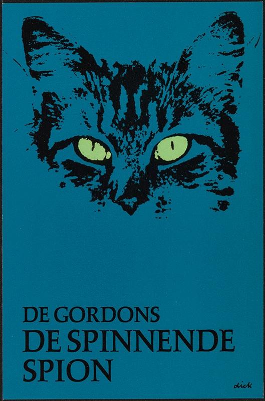 Gordons, De [De spinnende spion / Zwarte Beertjes 1352]