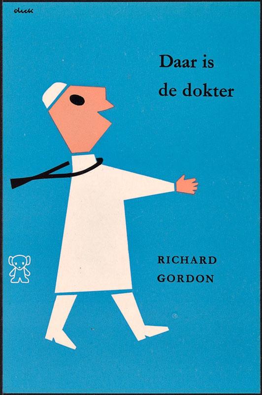Gordon, Richard [Daar is de dokter / Zwarte Beertjes 594]