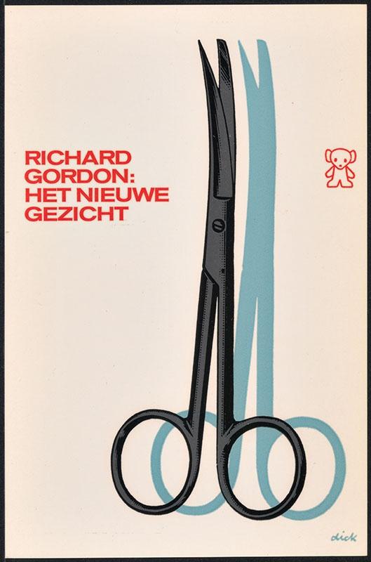 Gordon, Richard [Het nieuwe gezicht / Zwarte Beertjes 1281]