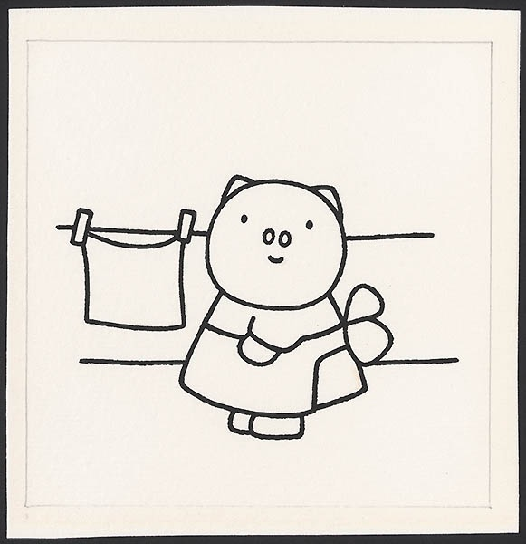 betje big [betje big hangt de stofdoek aan de waslijn op p. 21]