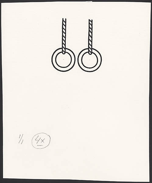 sportboek [ringen, niet geplaatst]