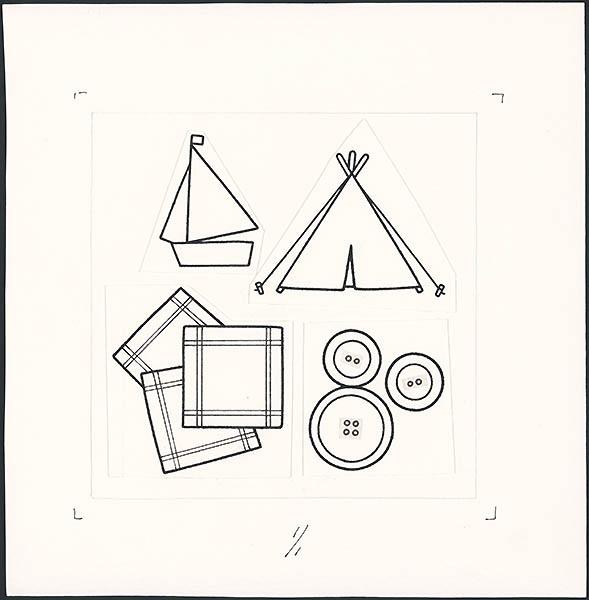 rond, vierkant, driehoekig
