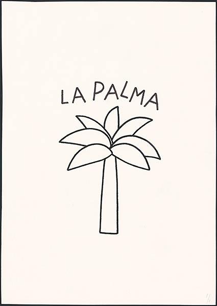 palmboom [niet nader geïdentificeerd]