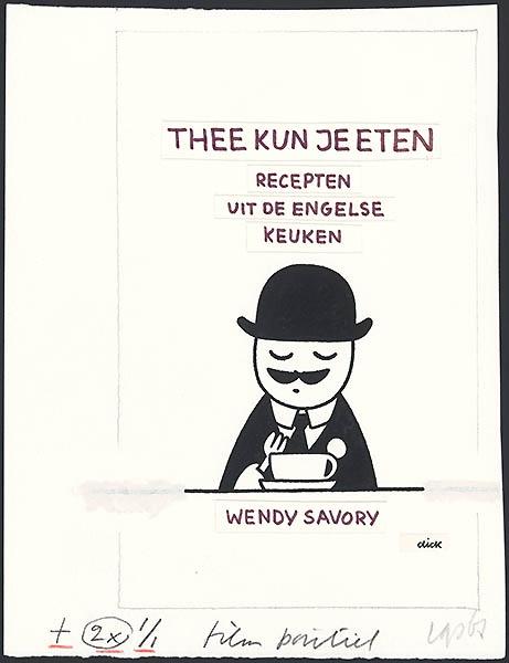 NöSavory, Wendy [Thee kun je eten, recepten uit de Engelse keuken]