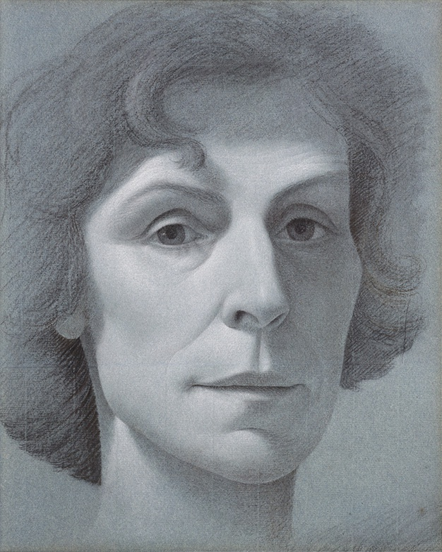 Portret van mevr. Laure Henriette Gravin van Lynden van Sandenburg-Labouchere