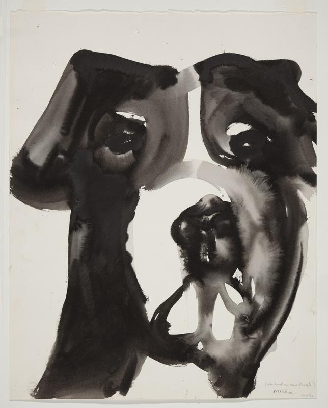 Micha Libuse's museumhond
