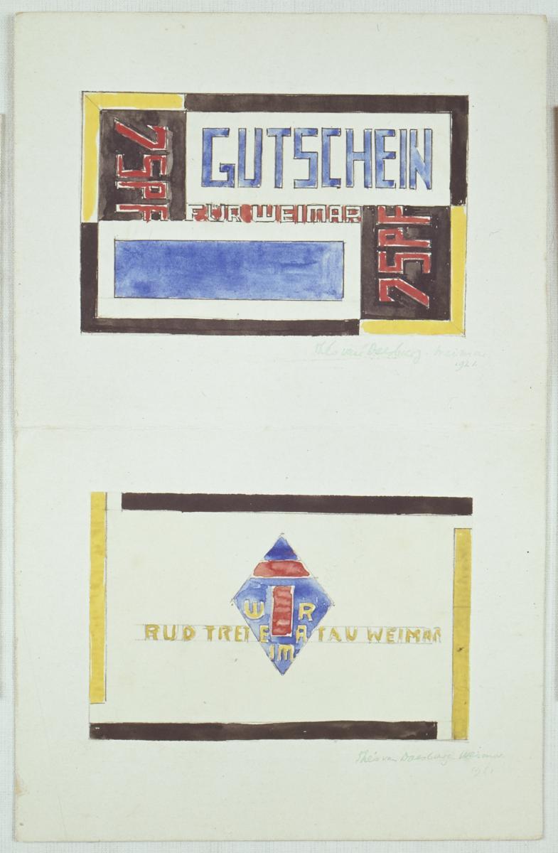 Gutschein für Weimar