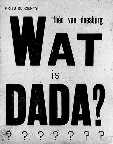 Brochure Wat is Dada