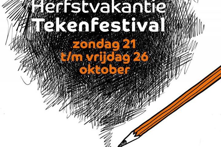 Herfstvakantie Tekenfestival