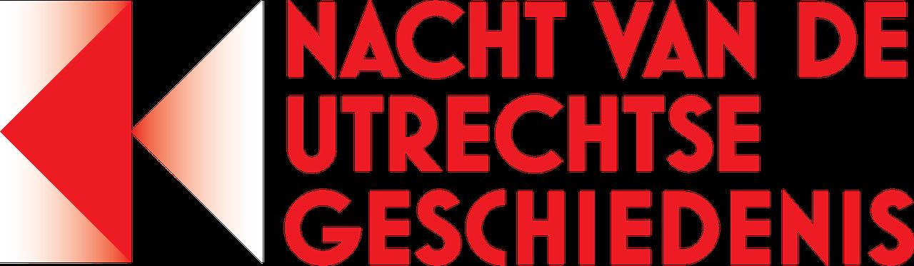 Nacht van de Utrechtse Geschiedenis - Logo Rood.png