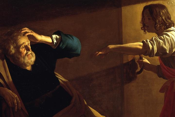 Roem en vertier: de Utrechtse caravaggisten in Rome