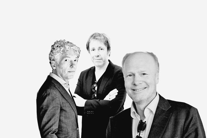 Spinvis, Ingmar Heytze en Hanco Kolk