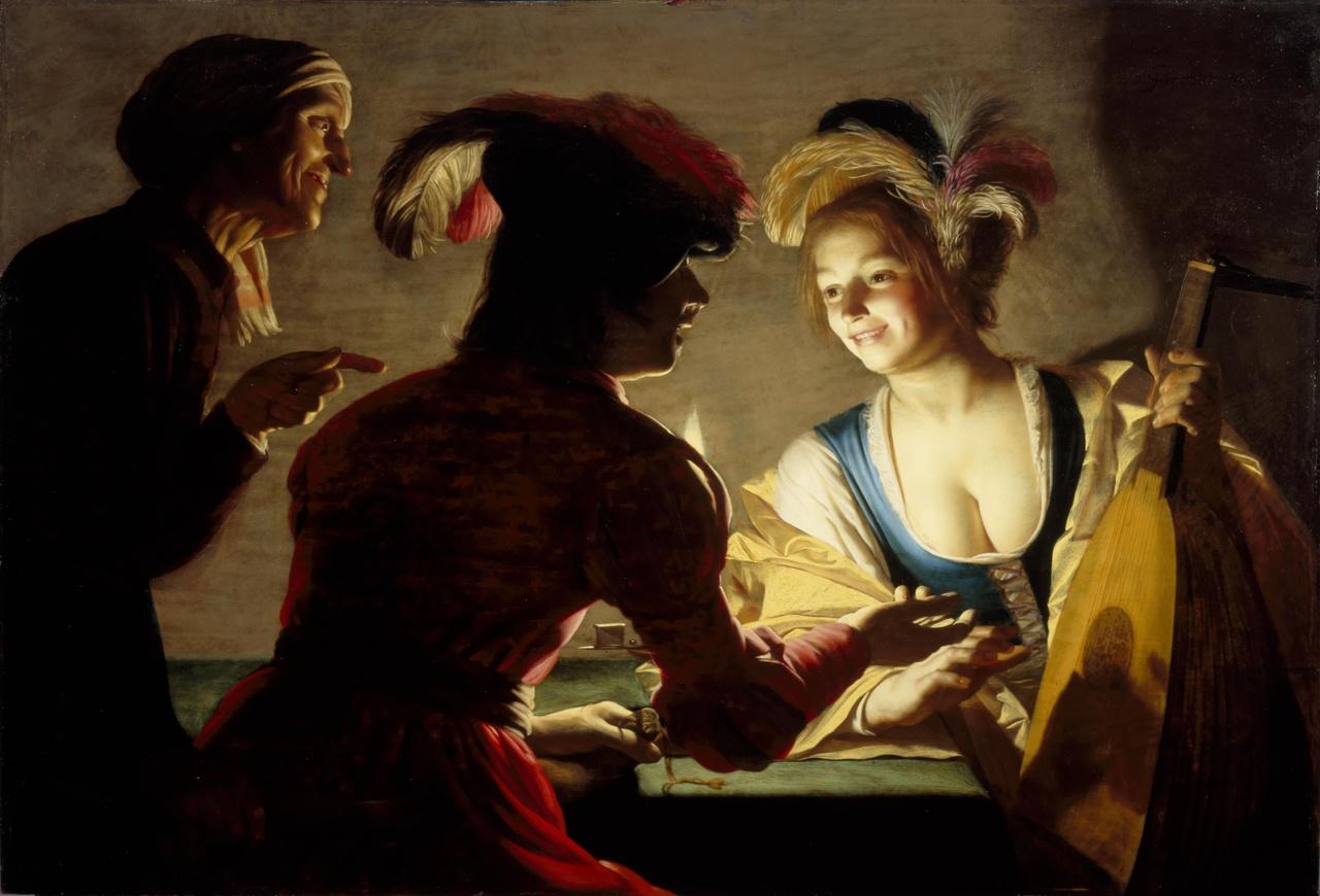 Beeldende kunst tot 1850