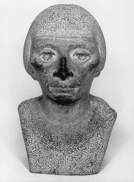 Portret van mevr. Anni Rädecker-ten Herkel, echtgenote van de kunstenaar