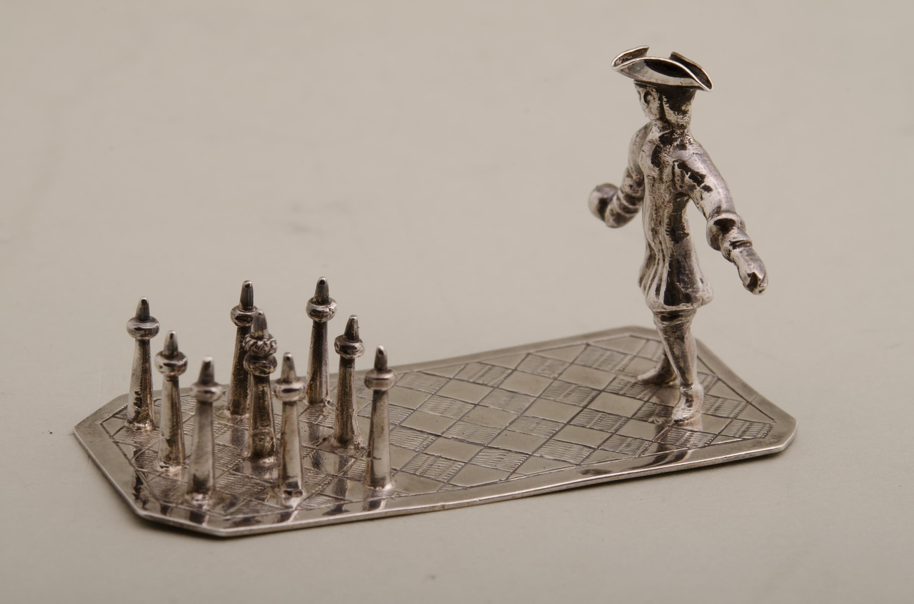 Kegelspel (miniatuur)