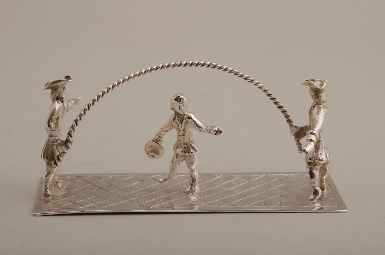 Touwtje springen (miniatuur)