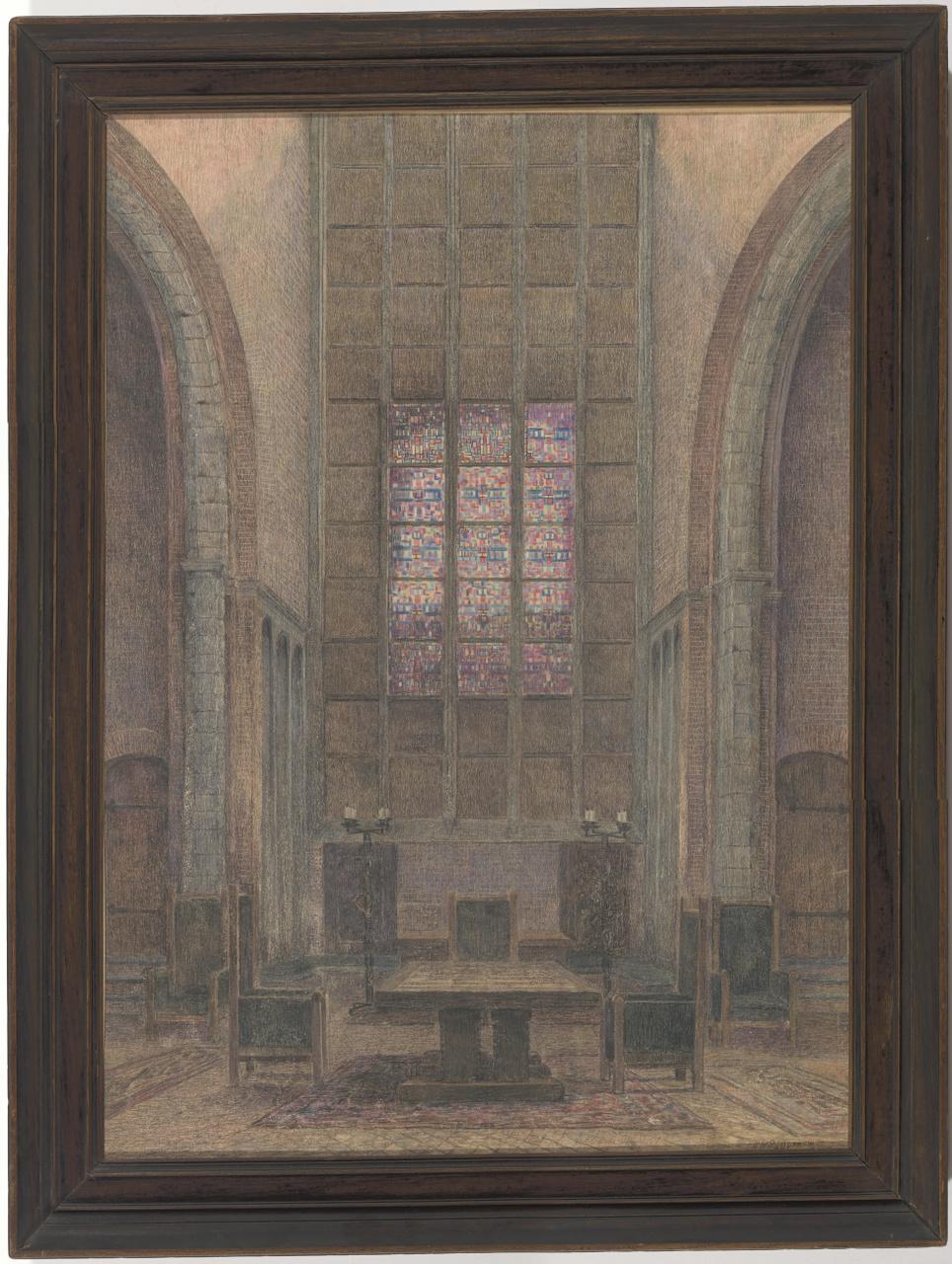 De St. Michaelskapel van de Domtoren