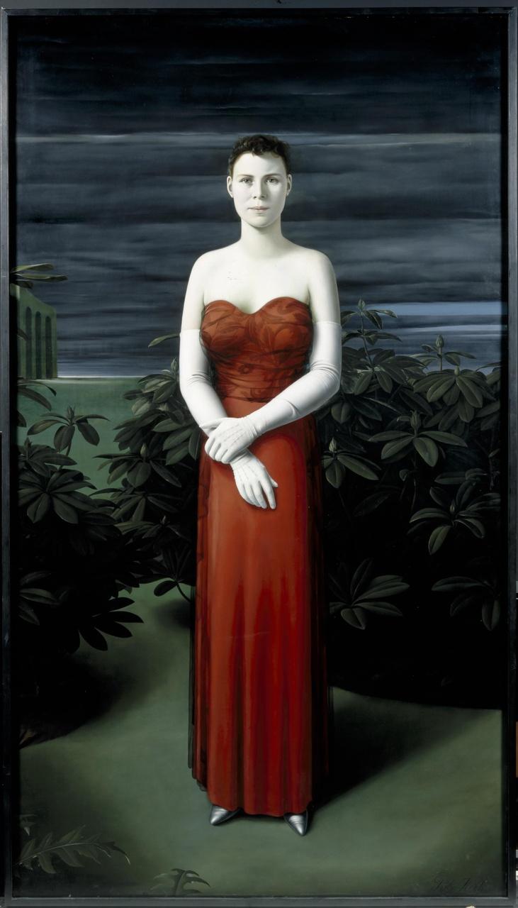 Portret H.M. de Geer