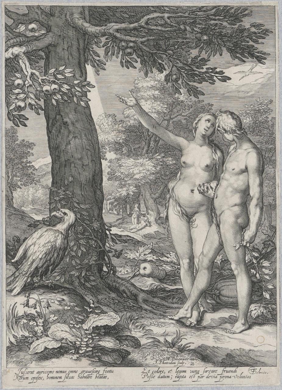 Adam en Eva in het Paradijs (de geschiedenis van de eerste ouders van de mens)