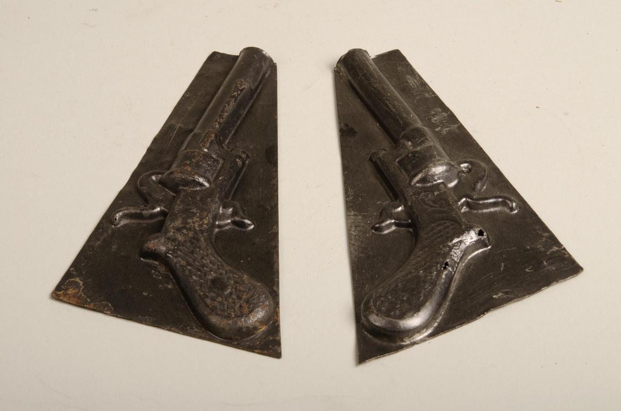 Chocoladevorm pistool