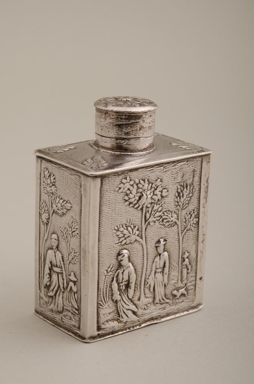 Theebusje (miniatuur)
