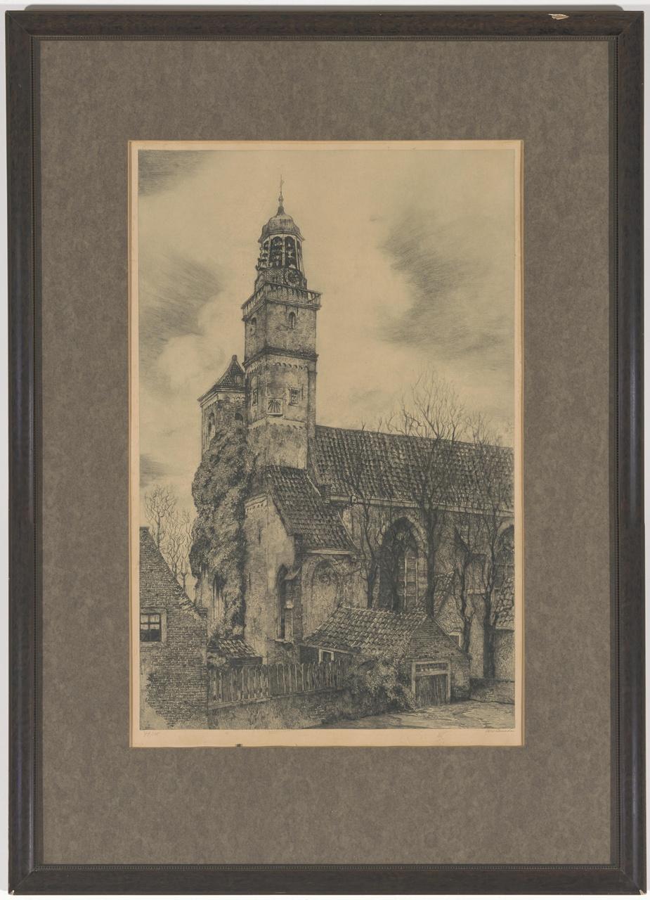 De Nicolaikerk te Utrecht