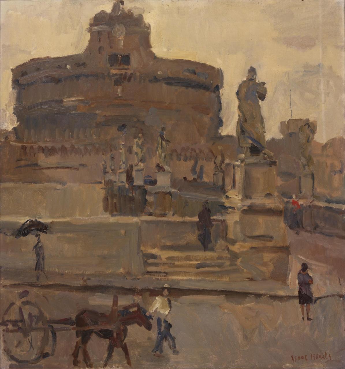 De Engelenburcht te Rome