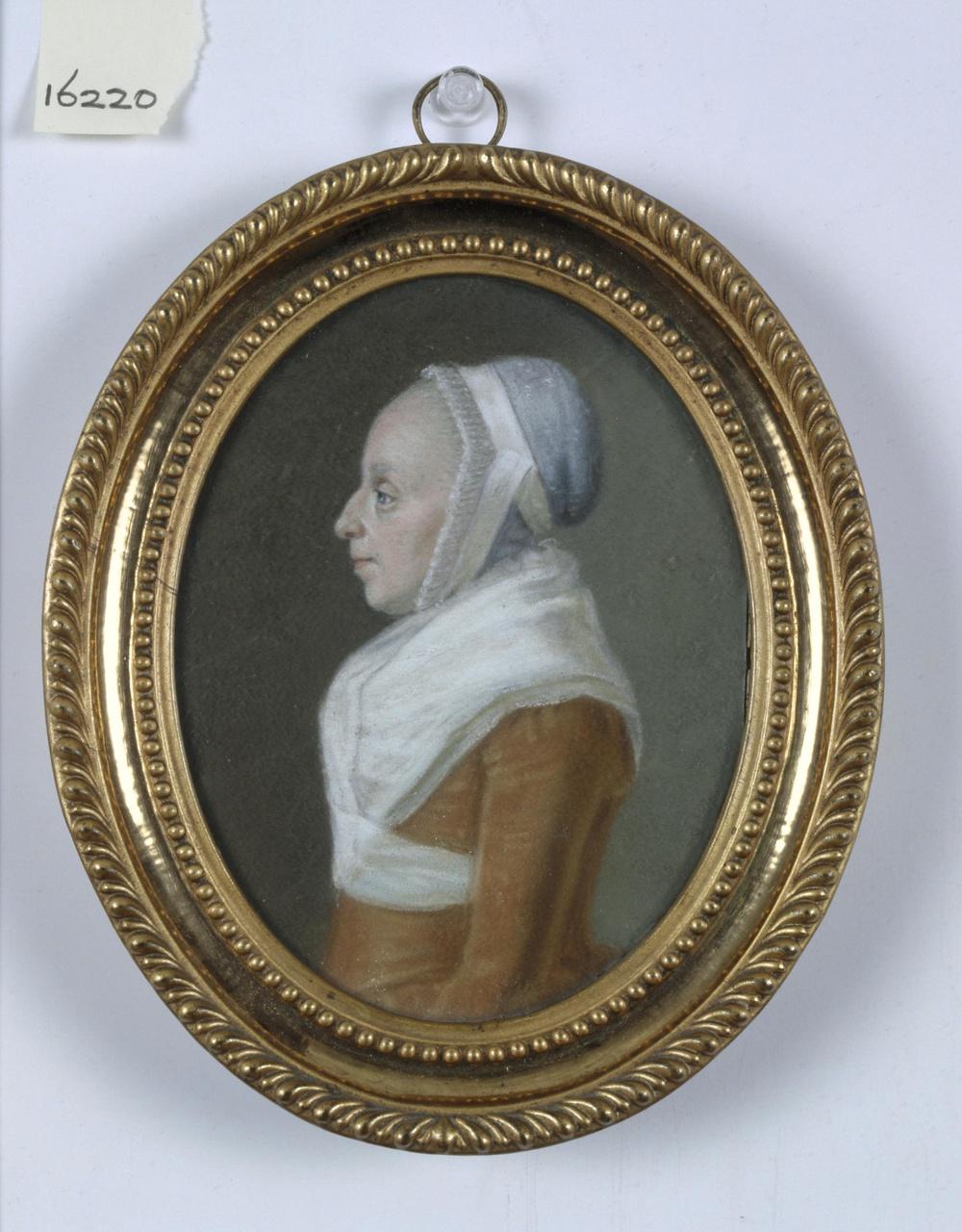 Portret van Cornelia Jacoba Martens