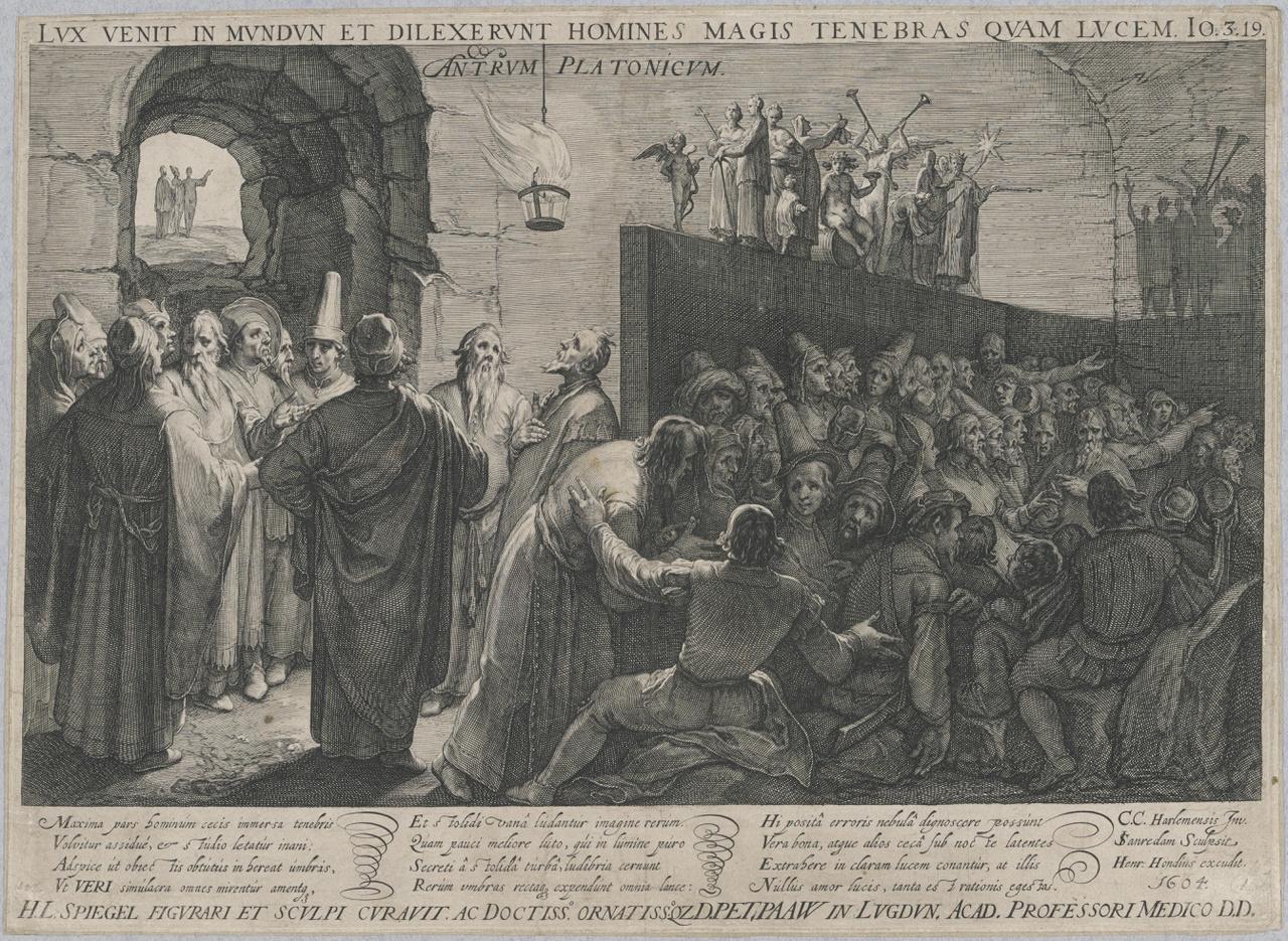 Antrum Platonicum (De Grot van Plato)