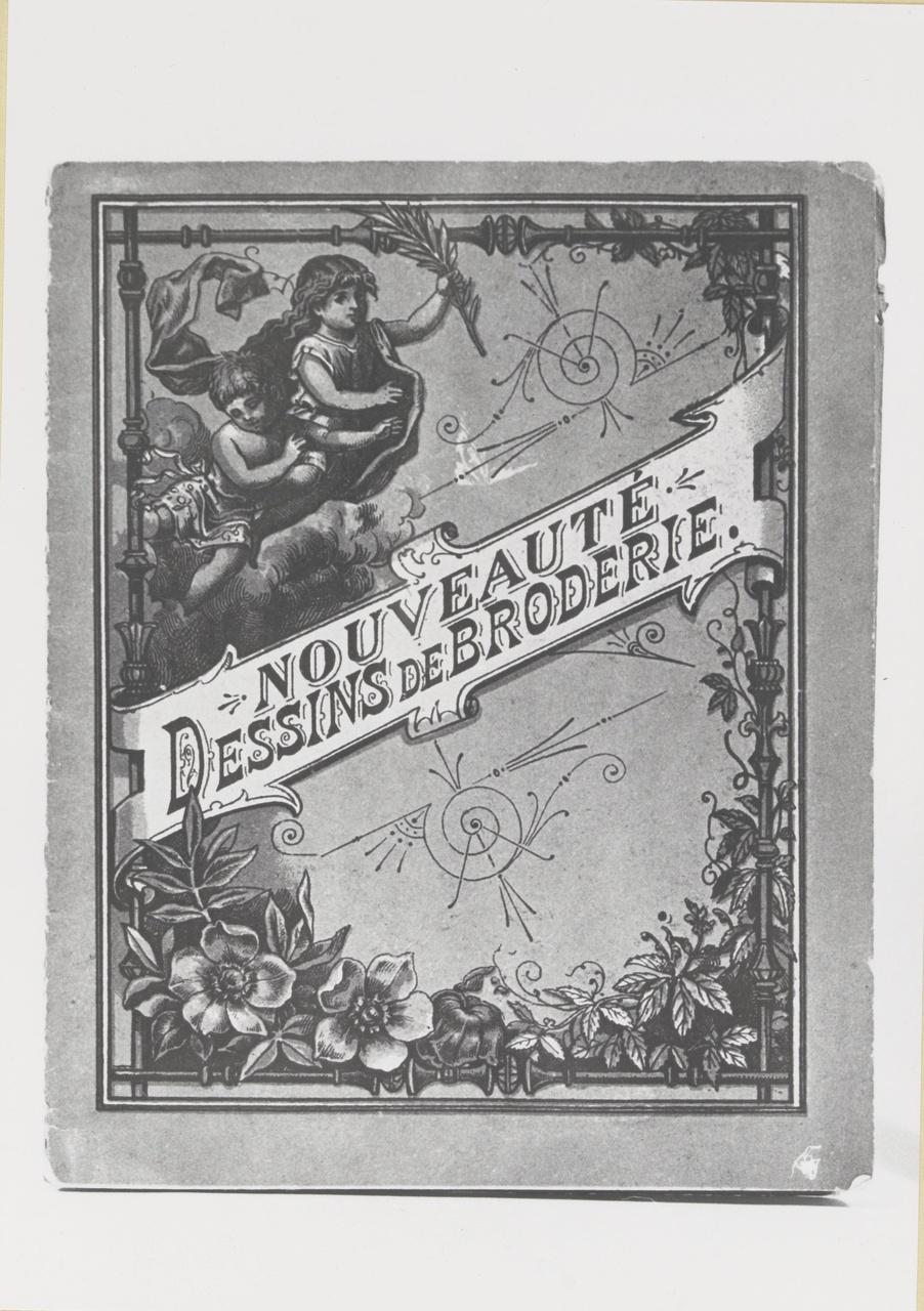 Kruissteek patronenboekje