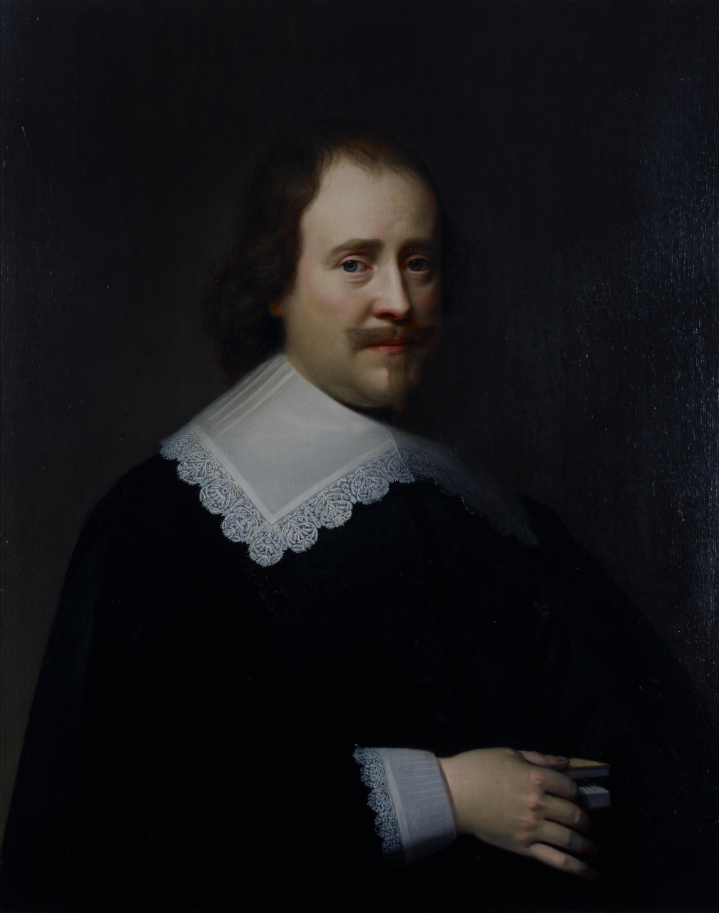 Portret van Carel Martens (1602-1649)
